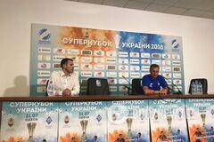 'Не значит победить': Хацкевич подытожил матч за Суперкубок