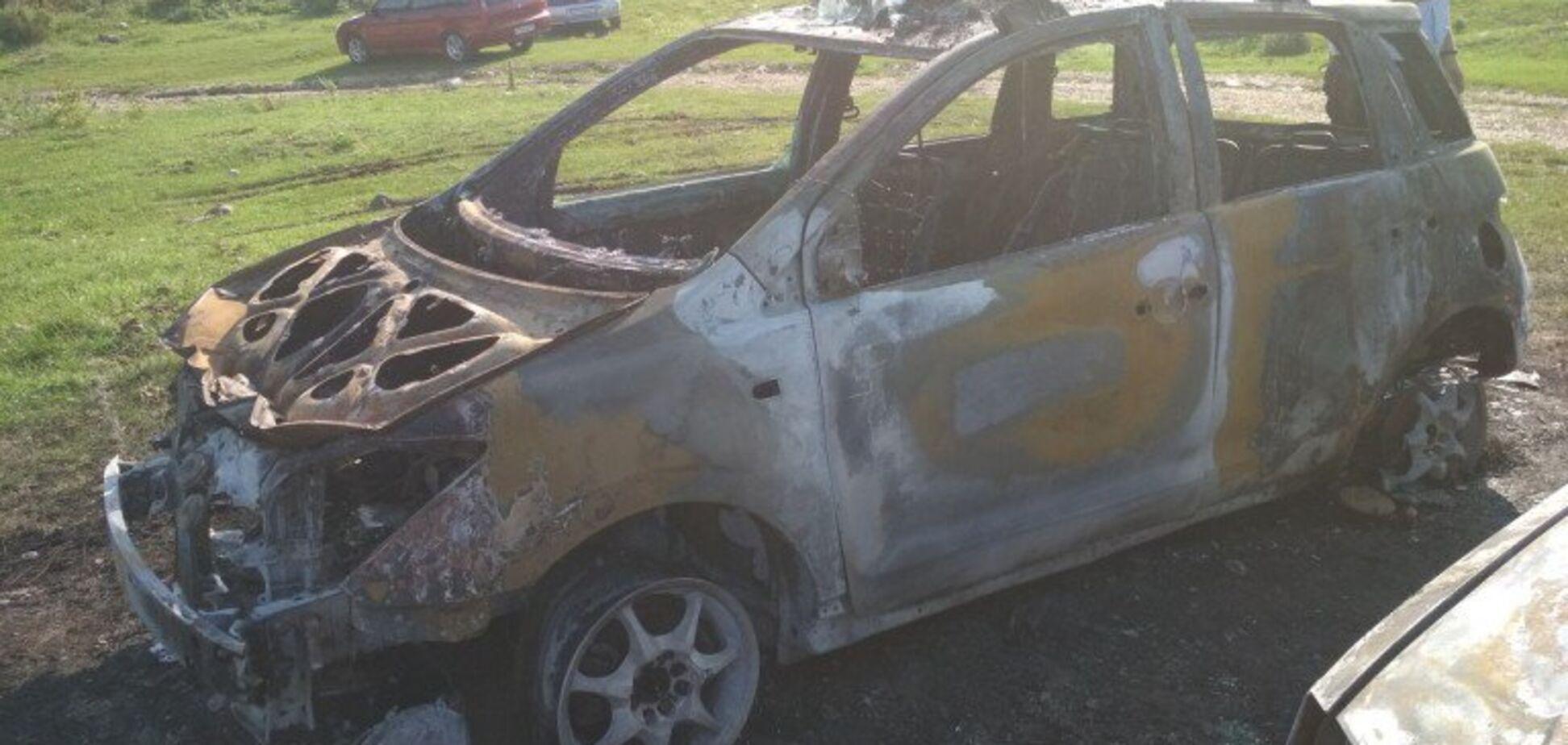 'Шабаш на колесах': в Крыму 'атаковали' военный лагерь оккупантов