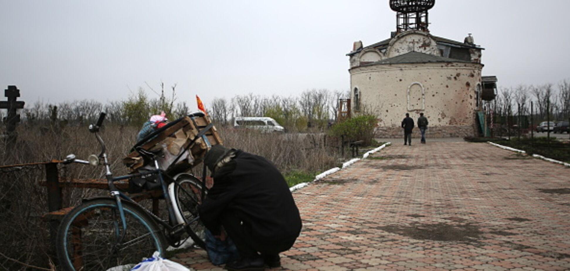 Луганчане не орали 'Путин, введи'. Все они повально белые и пушистые