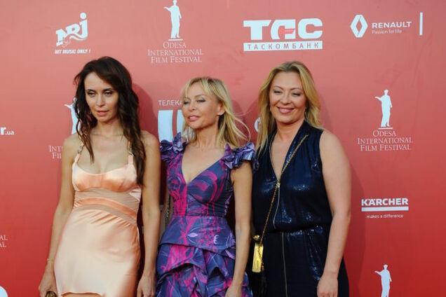 Пытка для глаз: самые худшие наряды кинофестиваля в Одессе. Фотоподборка