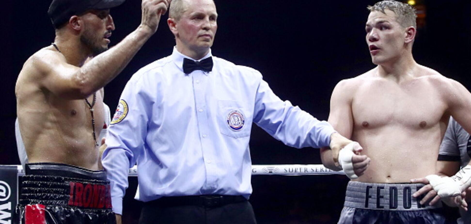 Ганьба з російським боксером перед боєм Усик - Гассiєв викликала гнів у мережі