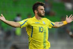 Сборная Украины по футболу вышла в полуфинал ЧЕ U-19