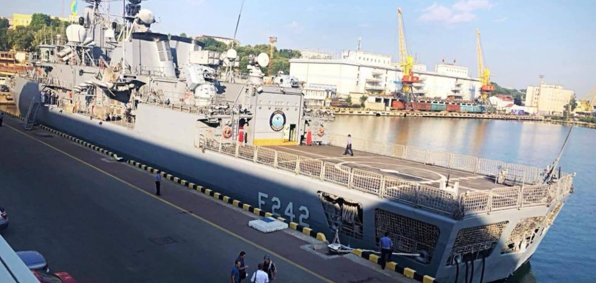 Кошмар Росії наяву: стало відомо, навіщо кораблі НАТО зайшли в Одесу
