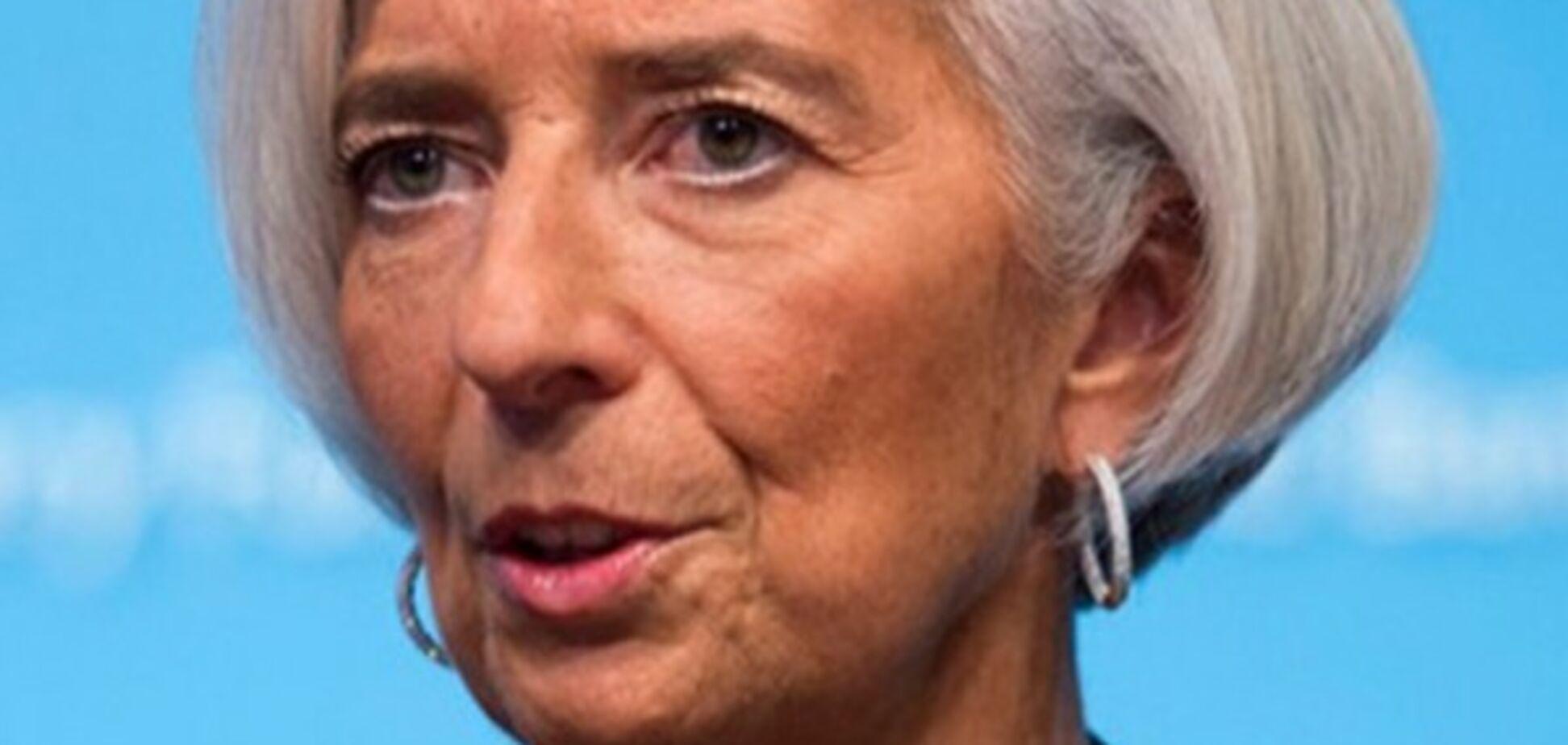 В Аргентине случилось ЧП с самолетом главы МВФ