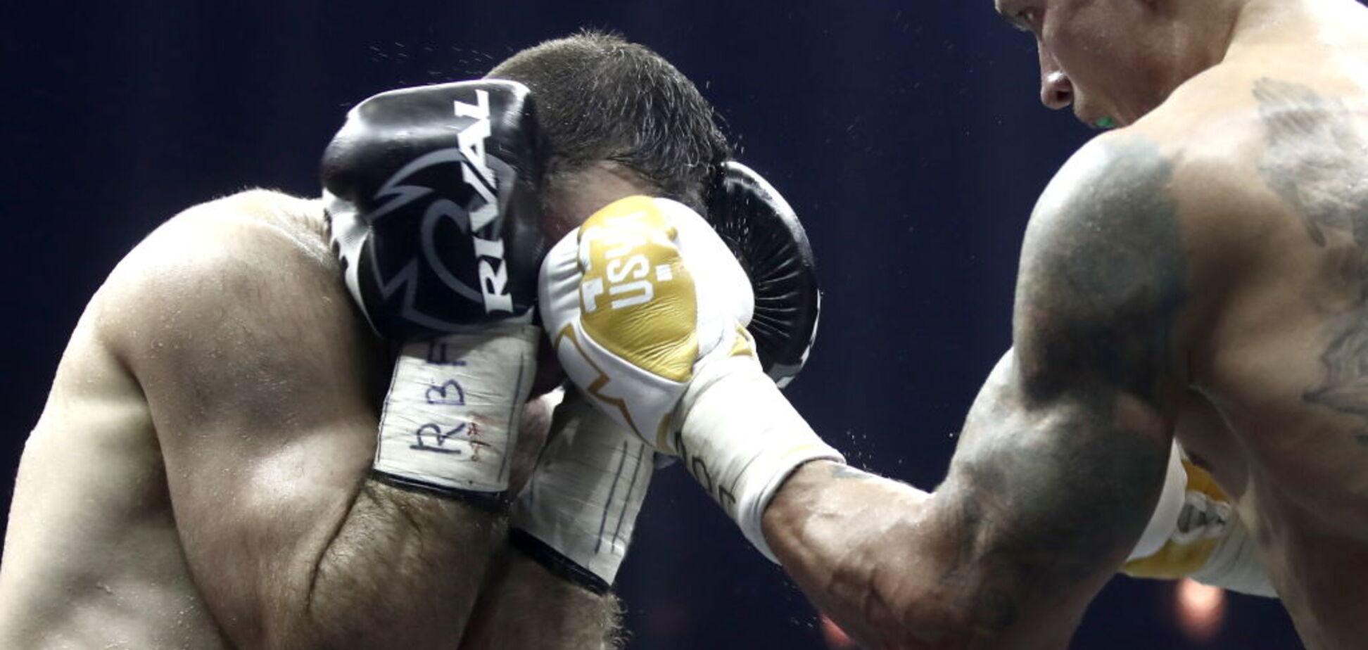 'Мізків немає': главу Федерації боксу Росії виставили на сміх через бій Усик - Гассієв