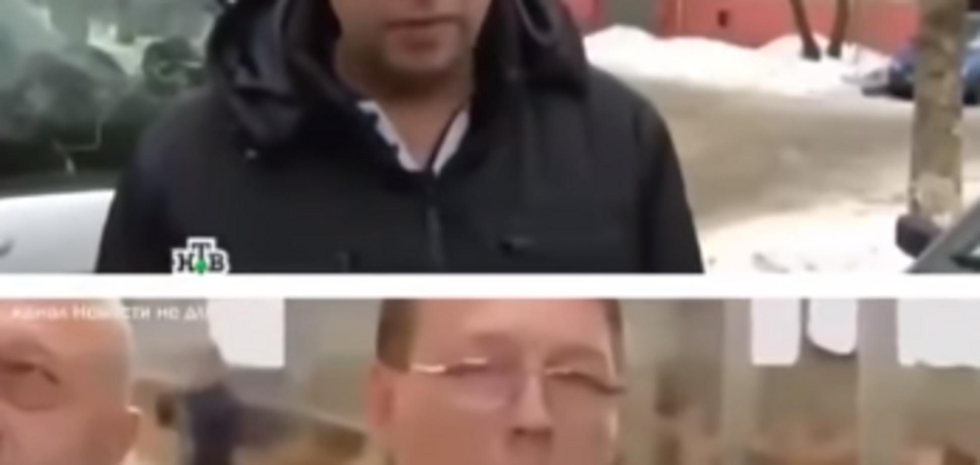 Убийство Немцова: ключевой свидетель оказался 'актером театра Путина'. Видеофакт