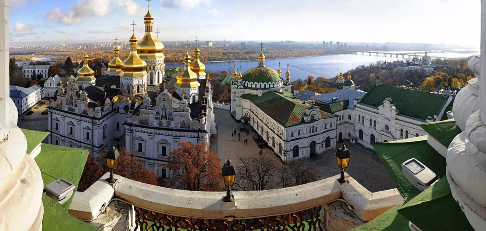 'Оккупировали!' В центре Киева заметили большое скопление россиян