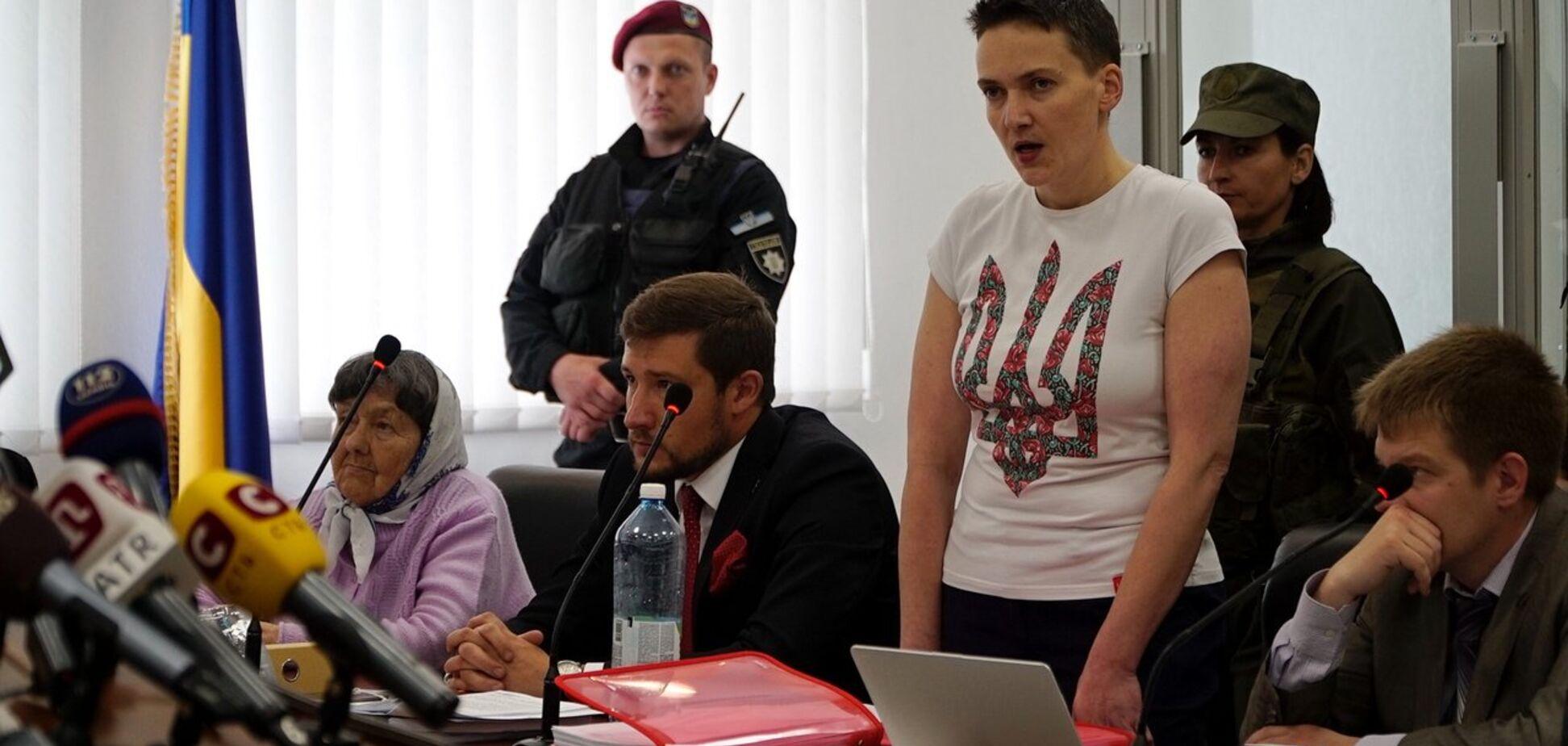 Не пройшла поліграф: Савченко знову голодує
