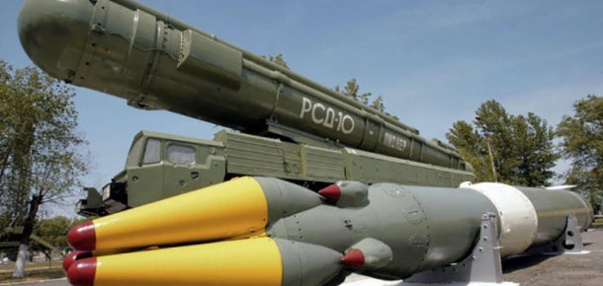 Украинский военный рассказал о ядерном оружии России в Крыму