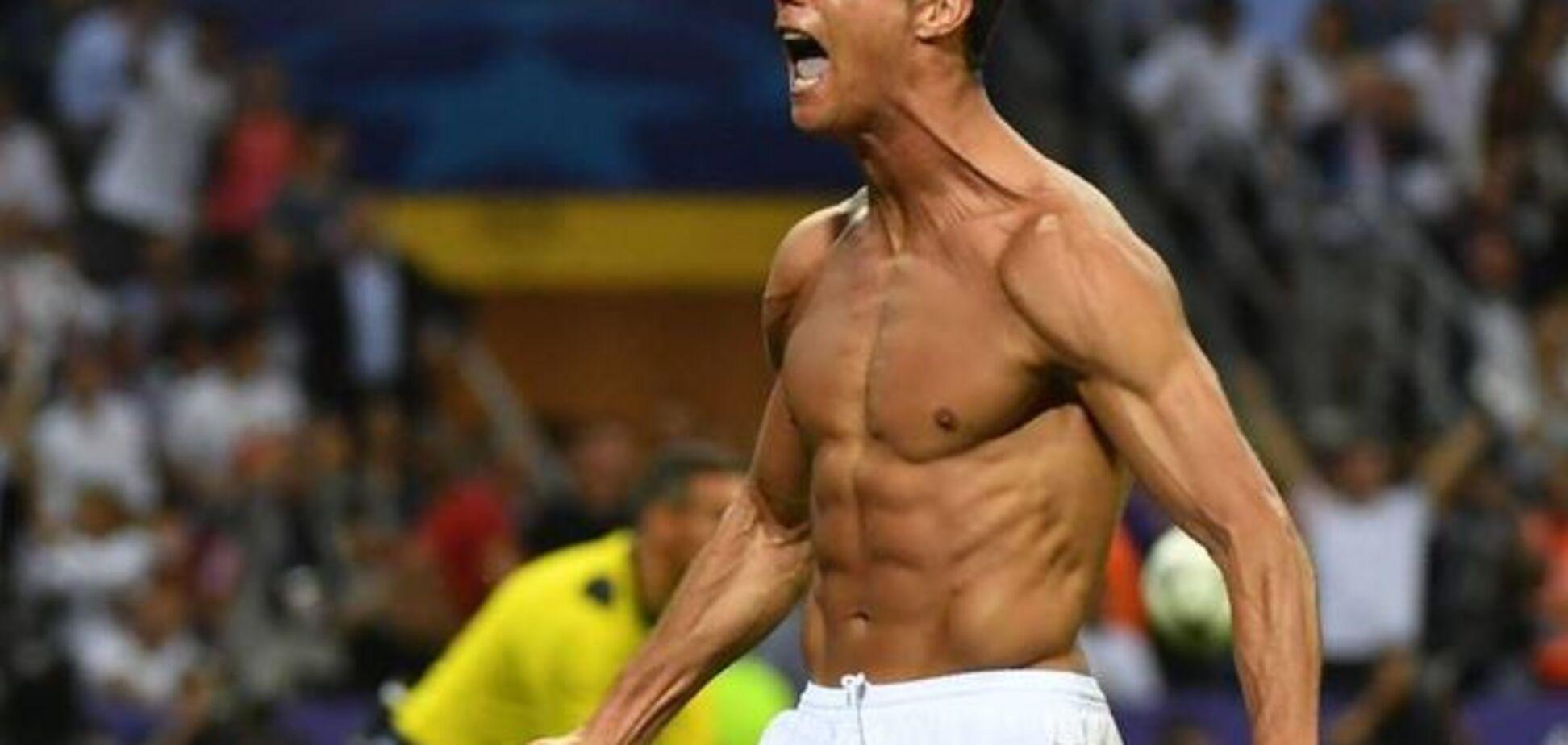 Роналду шокировал медиков 'Ювентуса'
