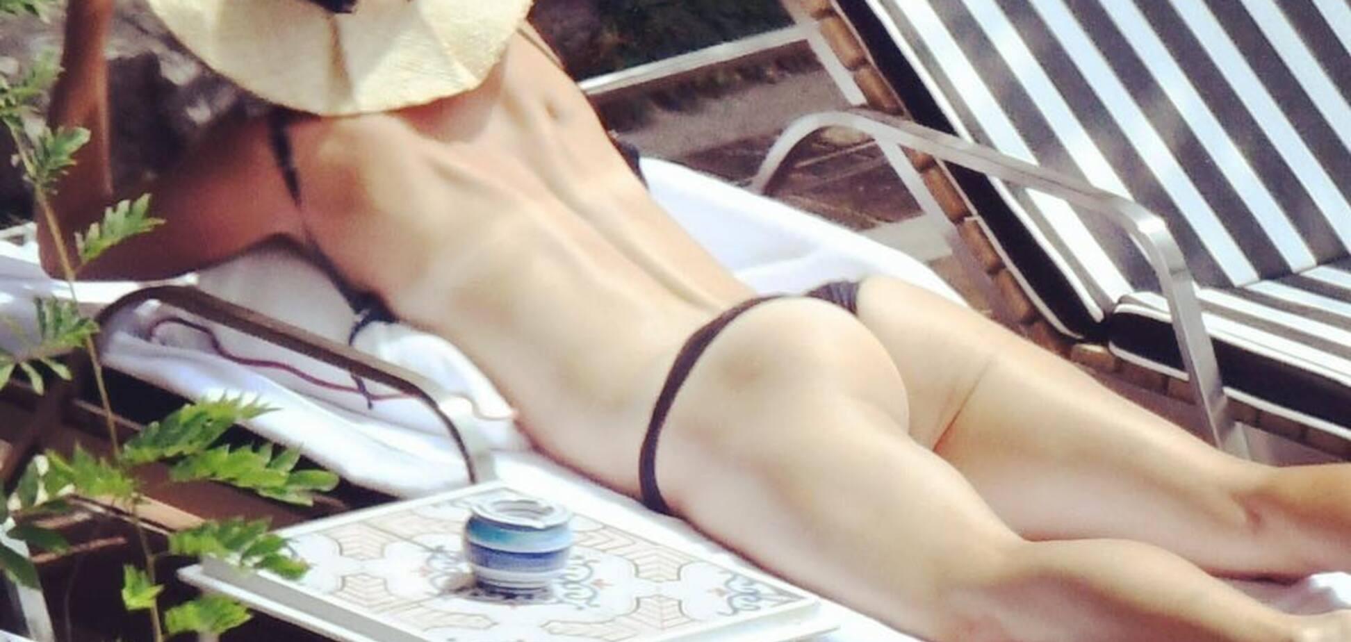 'Поцілуй у...' До мережі потрапили еротичні фото росіянки Шарапової