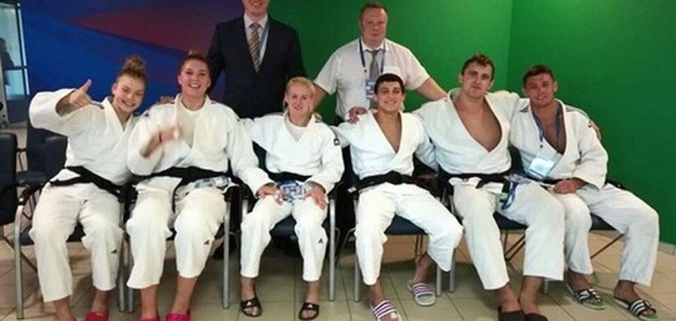 Триумф Усика в России: за что досталось сборной Украины по дзюдо