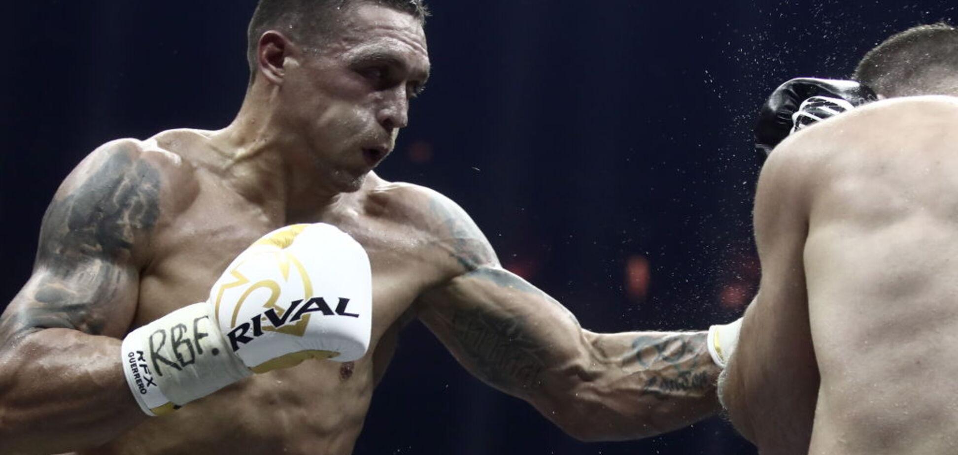 'Це однозначно!' Легендарний російський боксер захопився Усиком