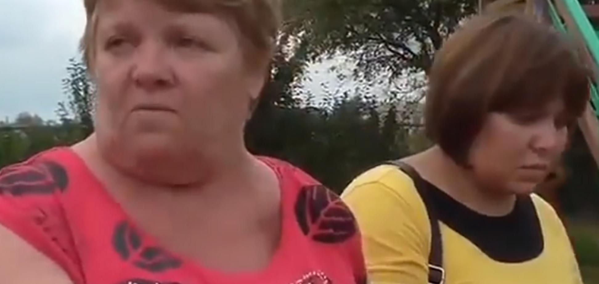 'Насолоджуйтесь рускім міром': біженці з України поскаржилися на те, як їх 'кинули' у Путіна. Відеофакт