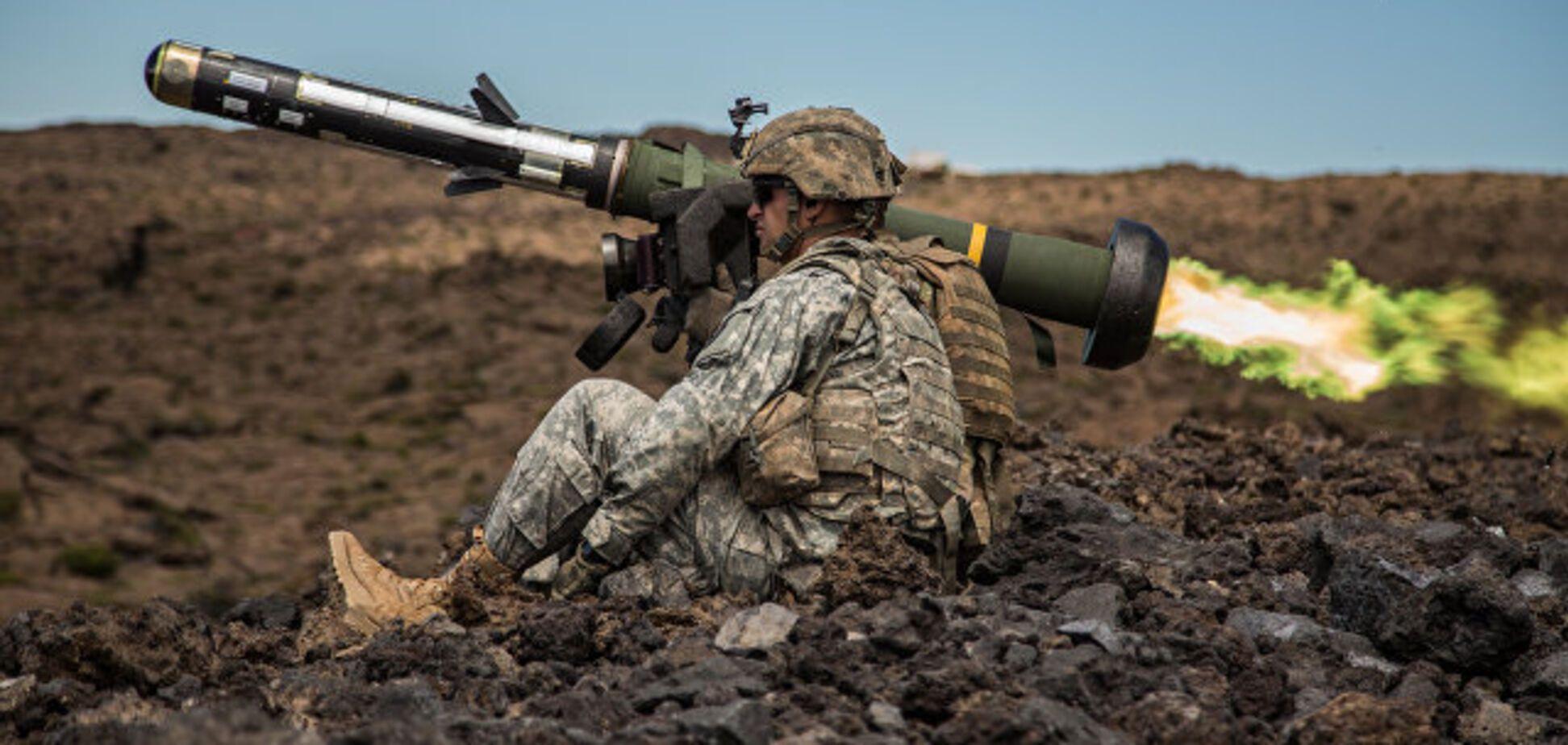 США виділили гроші на виробництво нових Javelin для України