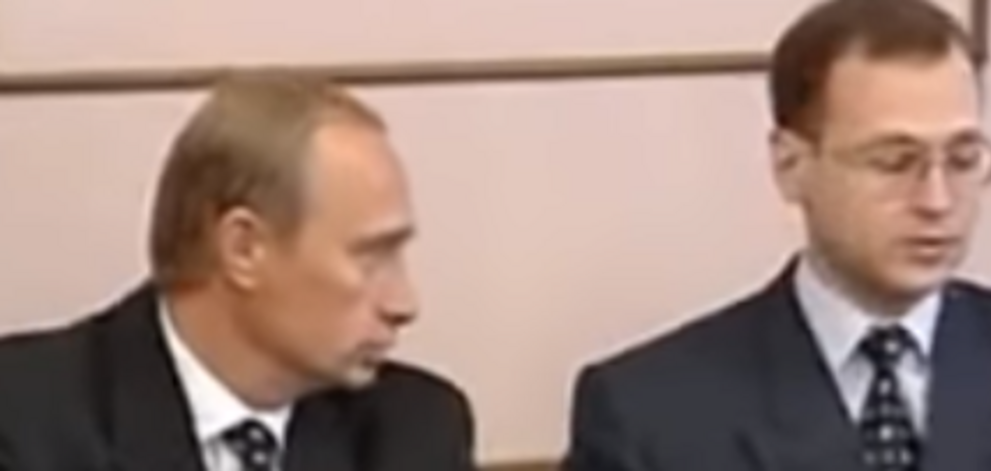 20 років при владі: в мережі спливло знакове відео з Путіним