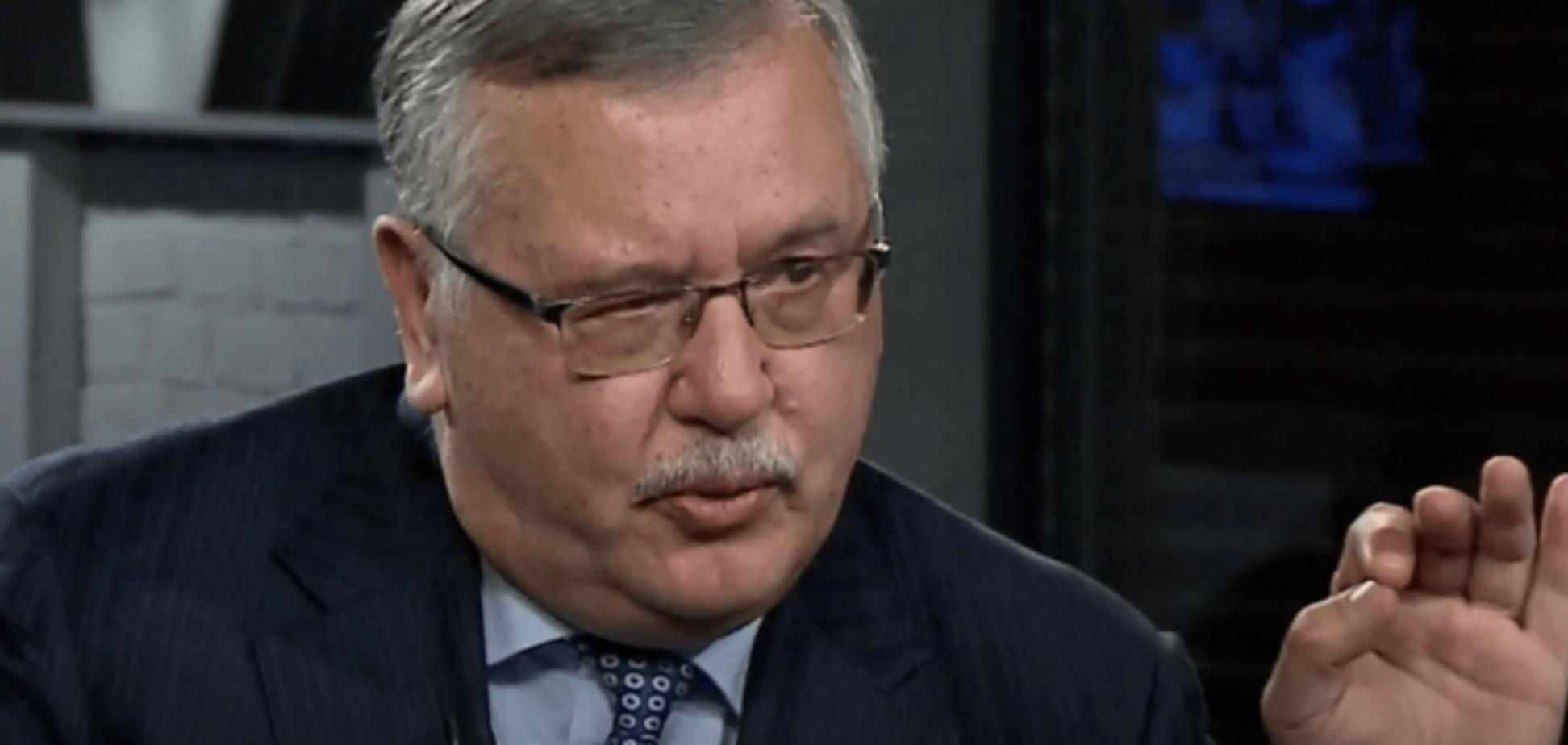 Російська справа проти Гриценка: політик відповів Путіну