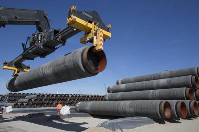 Газопровод в обход Украины: Германия пошла на подлость
