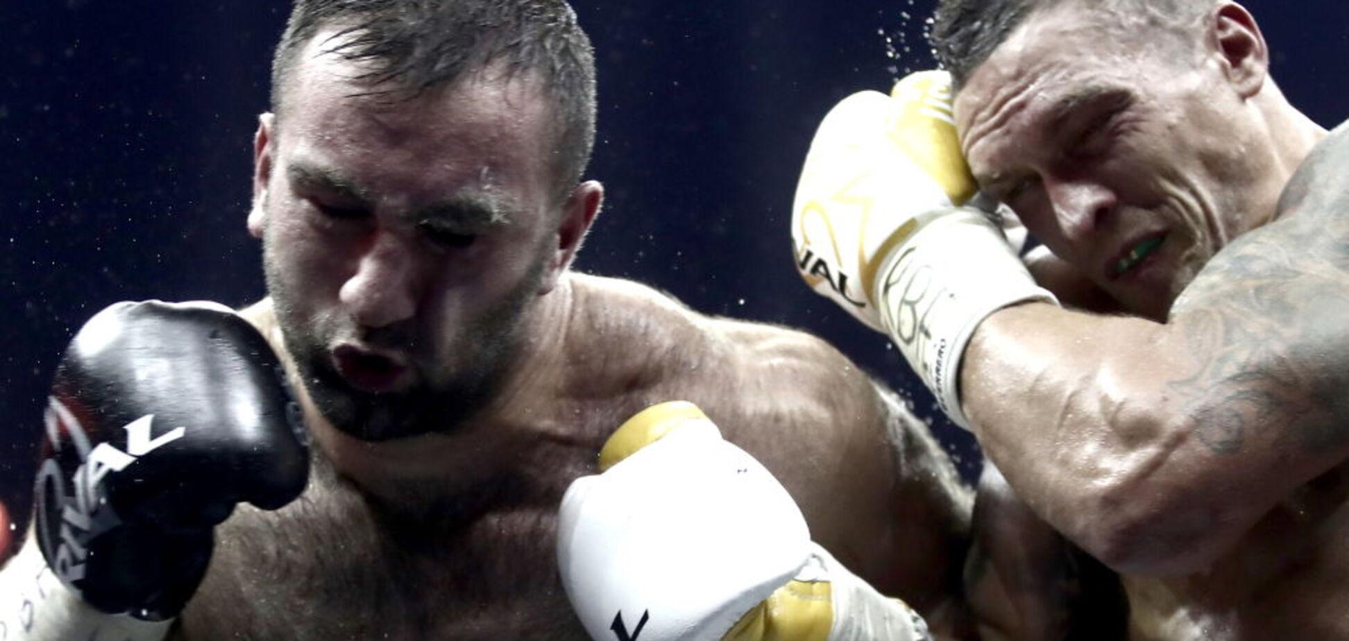 'Розмовляв із Гассієвим під час бою': Усик поділився подробицями фіналу WBSS