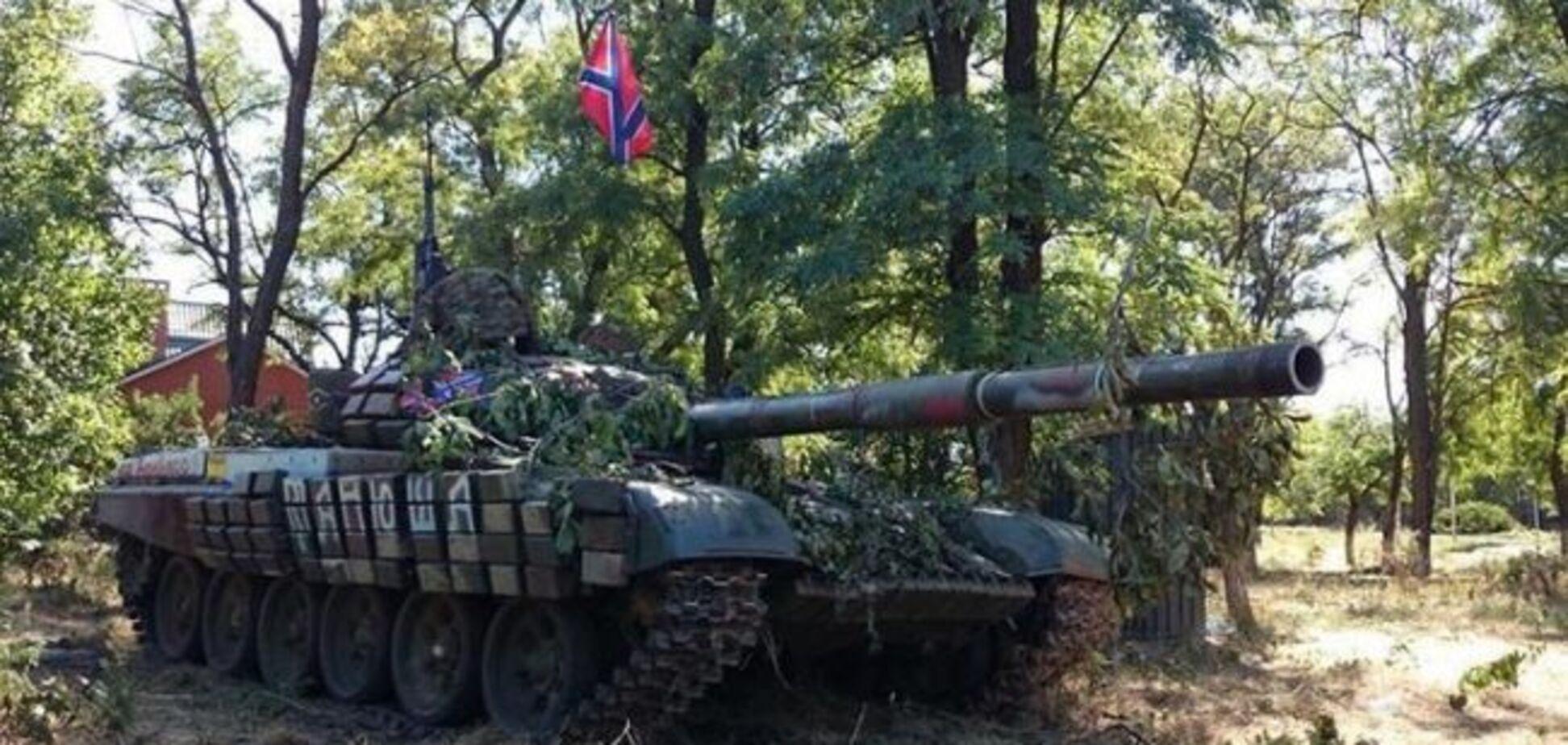 Для Гааги: пропагандисти РФ 'спалили' важке озброєння 'Л/ДНР'