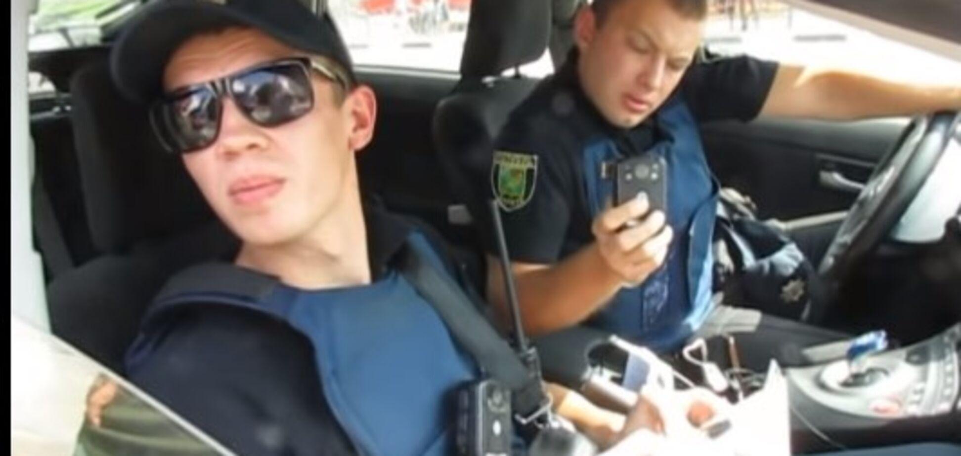 'Задовбали нероби': у Харкові новий скандал із поліцією