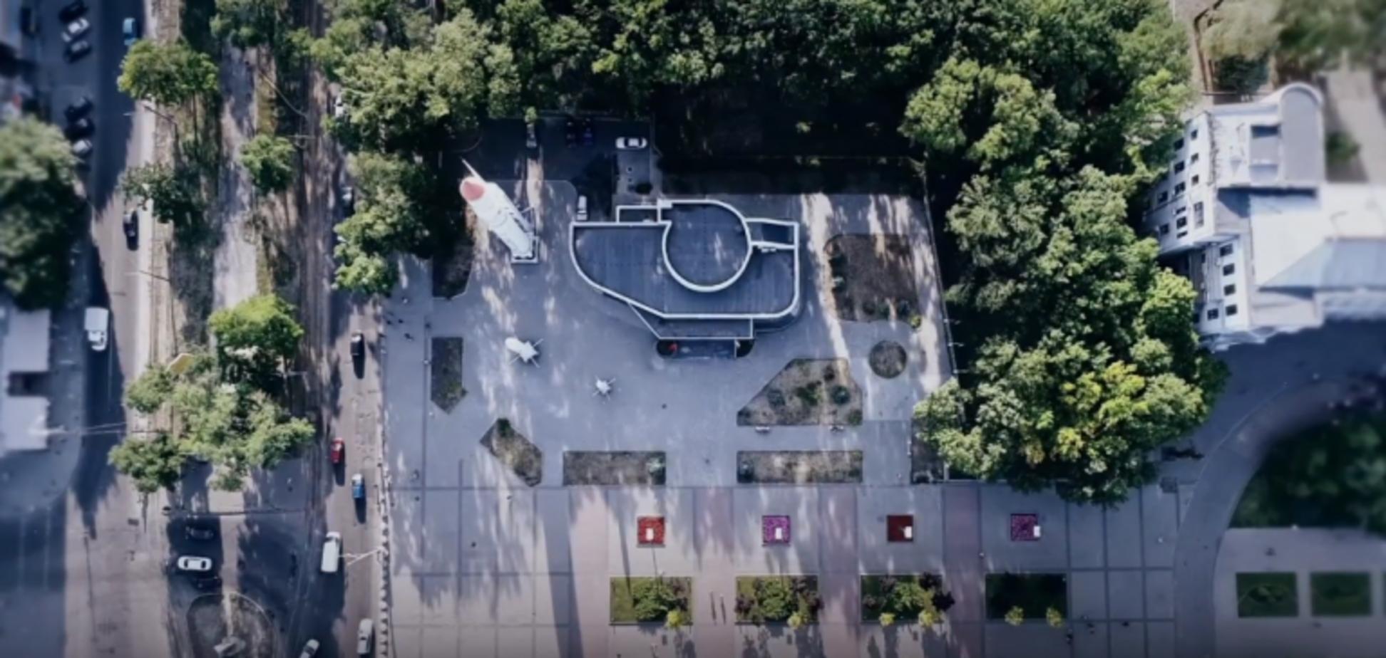 Схема на $30 млн: нардеп хочет присвоить парк в центре Днепра