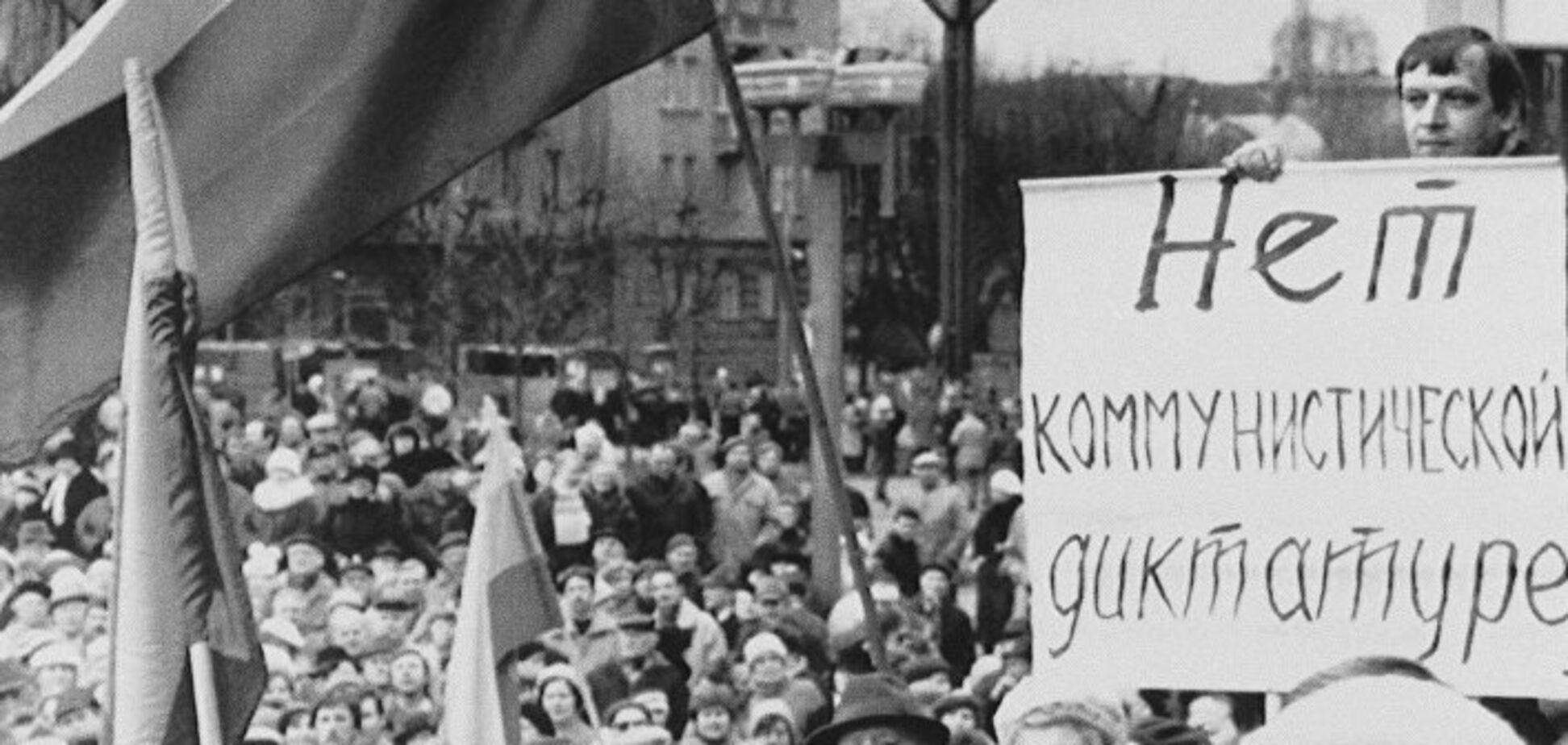 'Крымская' оккупация Балтии