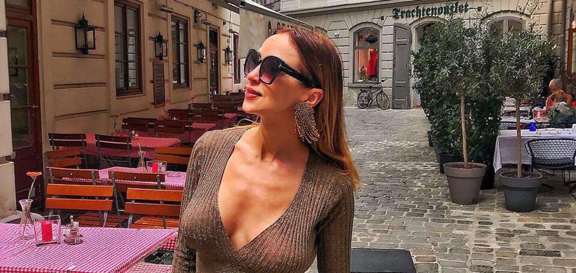 Певица VALEVSKAYA показала, как отдохнула в Европе с мужем