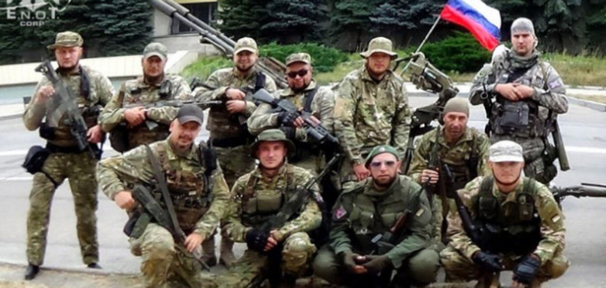 СБУ опублікувала досьє на викритих 'вагнеровців', які воювали в Сирії