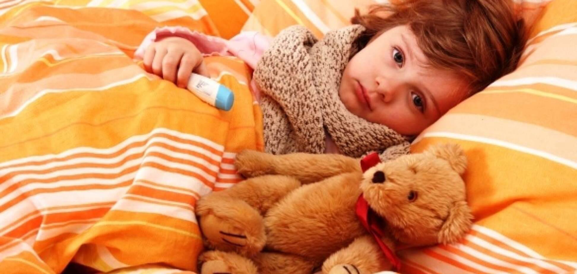 Высокая температура у ребенка: что можно и что нельзя делать