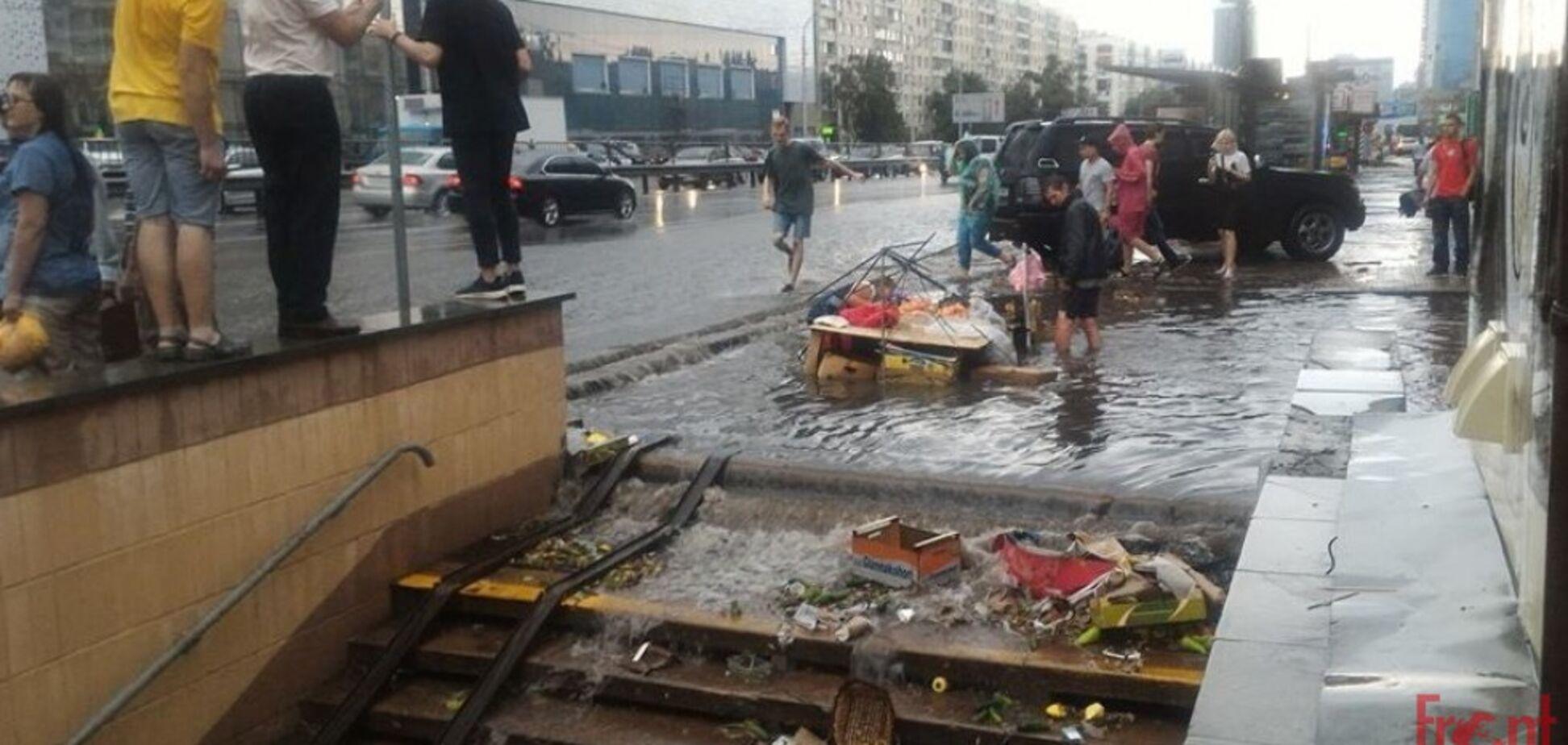 Ливень в Киеве: почему мы оказались не готовы к урагану