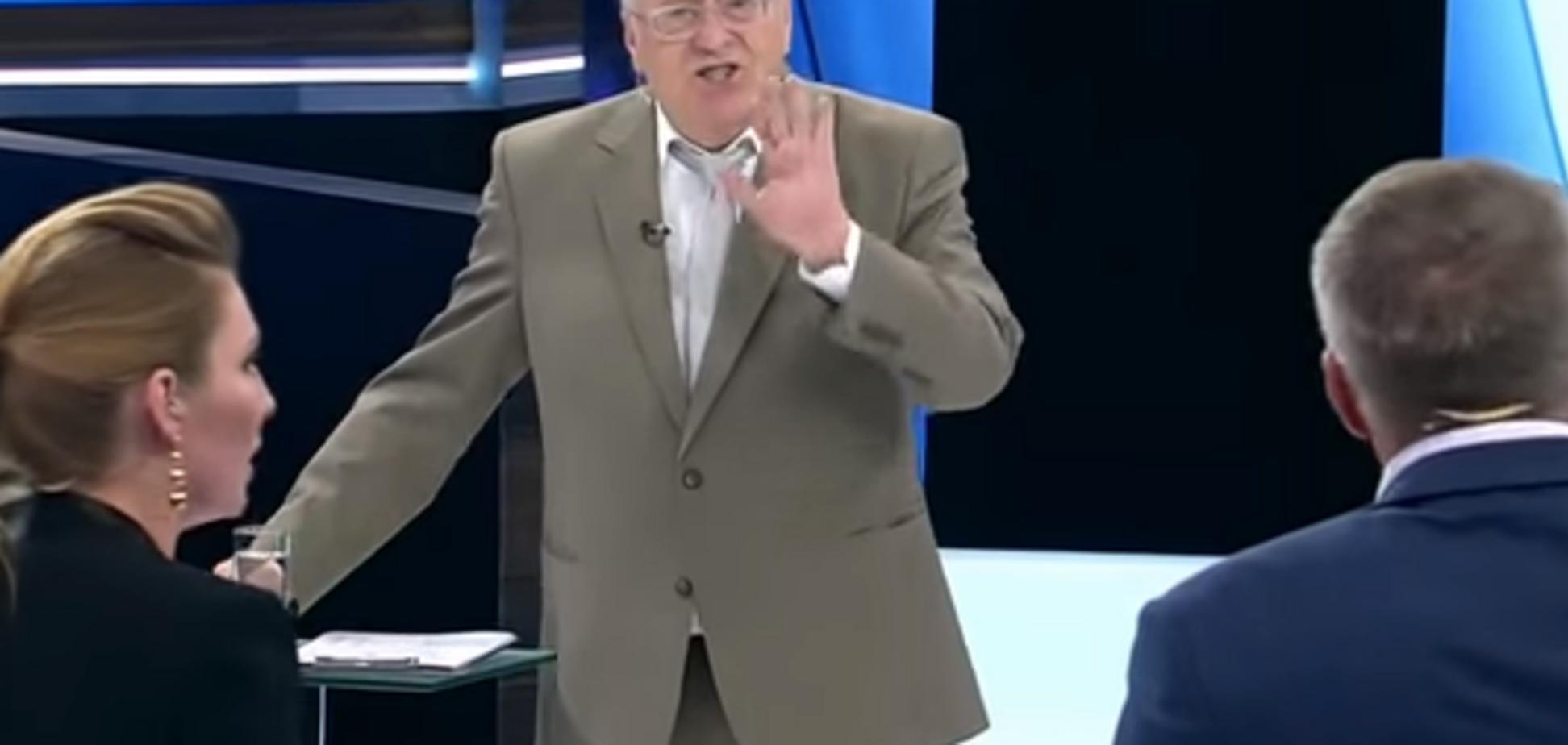 'України не буде!' Жириновський видав новий імперський план поділу країни