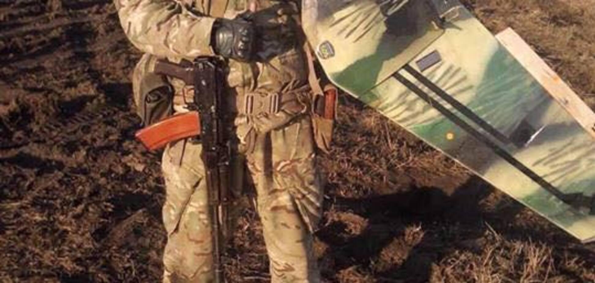 'Віддав за нас життя': у мережі показали іноземця, який загинув за Україну на Донбасі