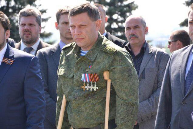 Захарченко перенес операцию: что известно