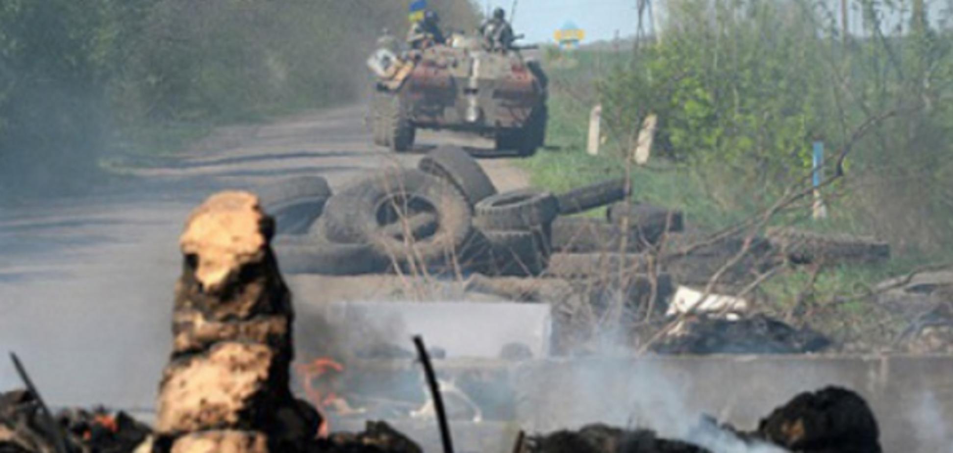Терористи на Донбасі атакували ООС і понесли великі втрати