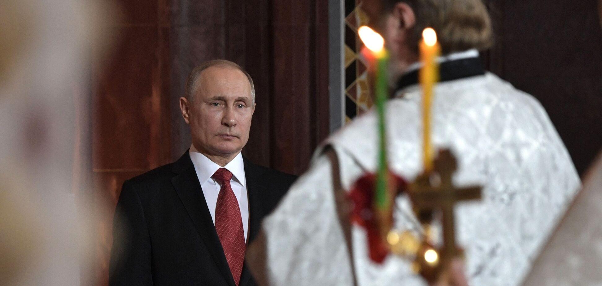 Хрещення Русі: Путін нахабно привласнив собі історію України