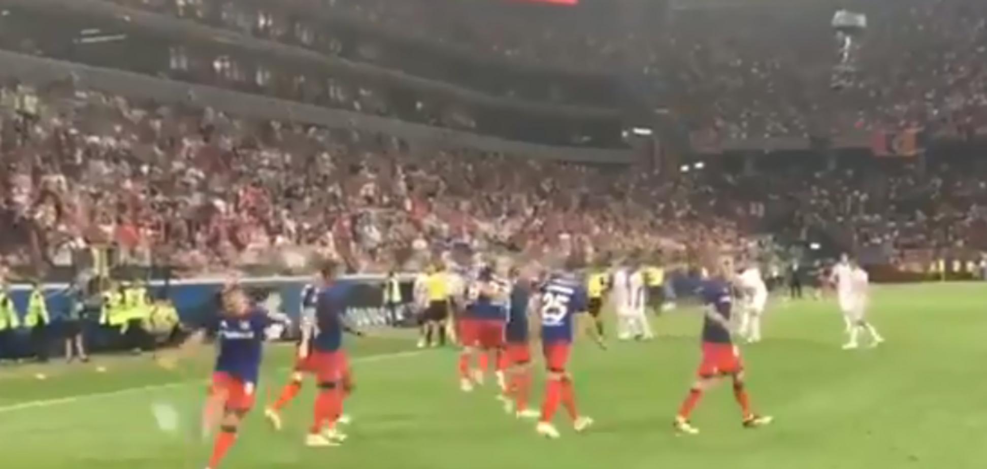 Сказився: російський футболіст відзначився мерзенним вчинком на Суперкубку РФ - опубліковано відео