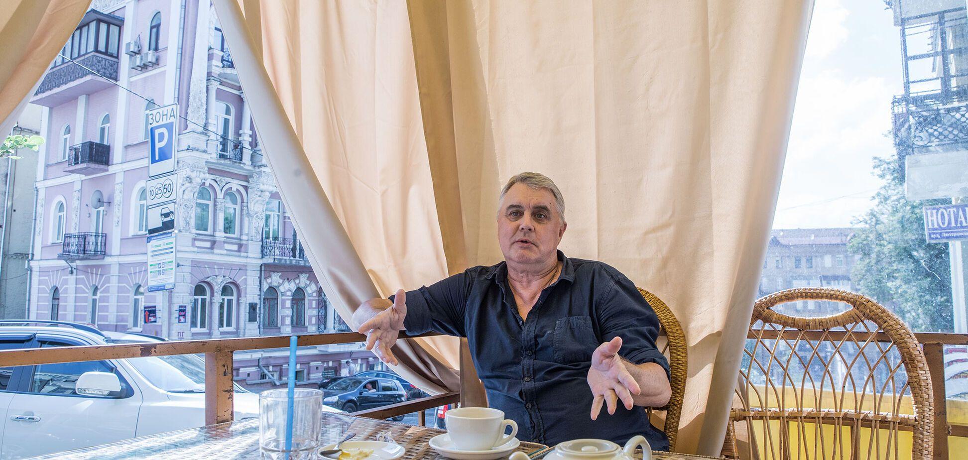 'Ми не вміємо радіти!' Подерв'янський назвав дві головні біди українців