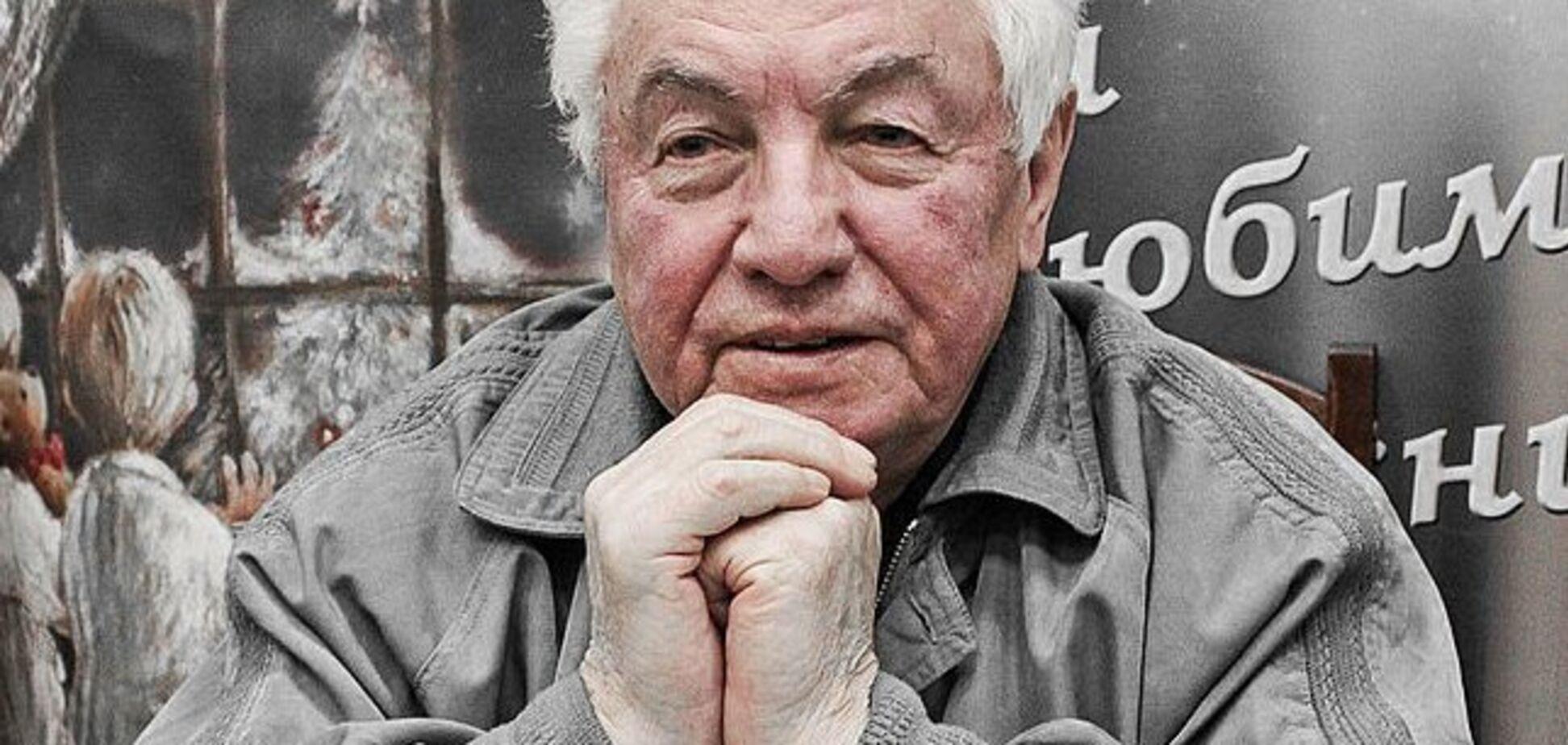 Умер знаменитый писатель Владимир Войнович