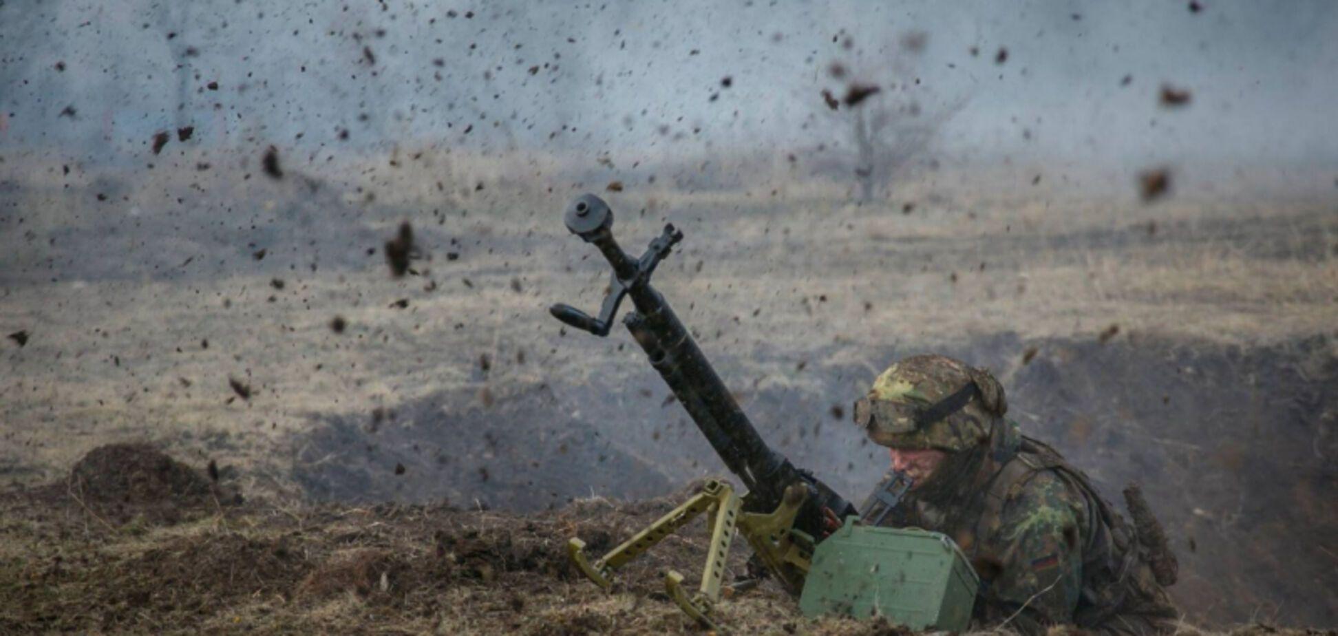 Терористи атакували ЗСУ: обидві сторони зазнали втрат