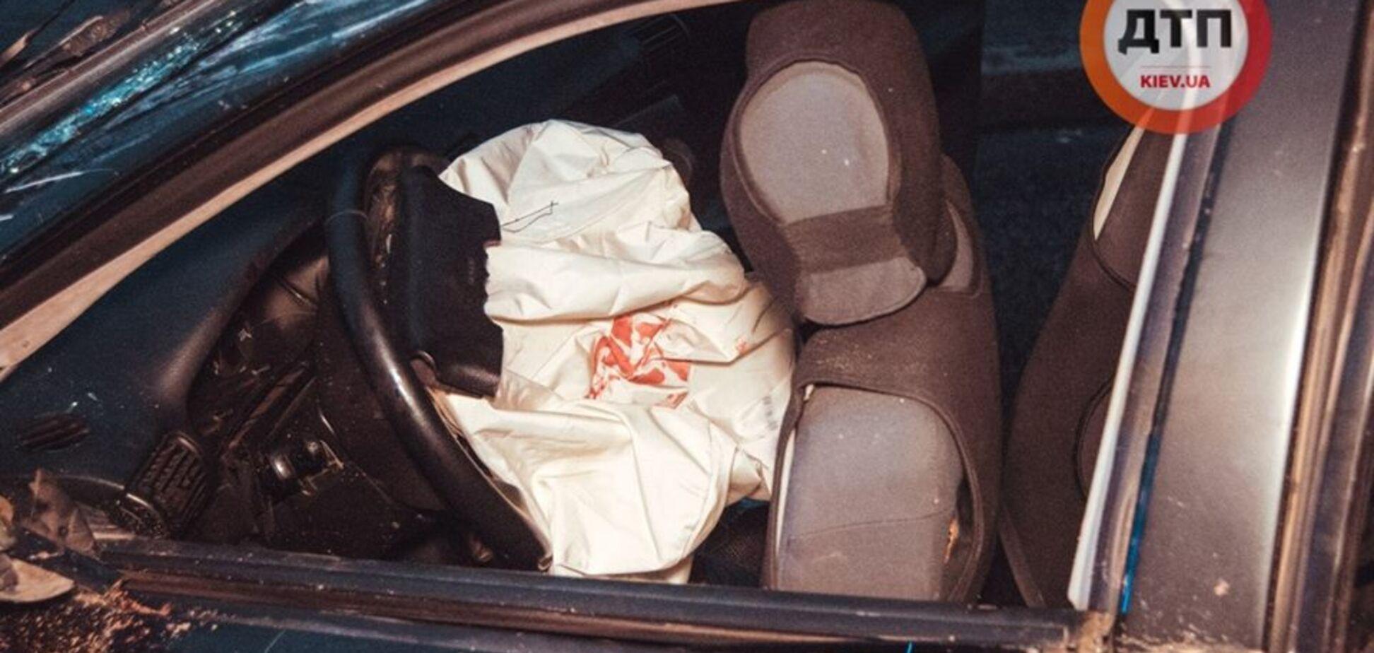 У Києві п'яний протаранив авто з немовлям всередині: подробиці ДТП