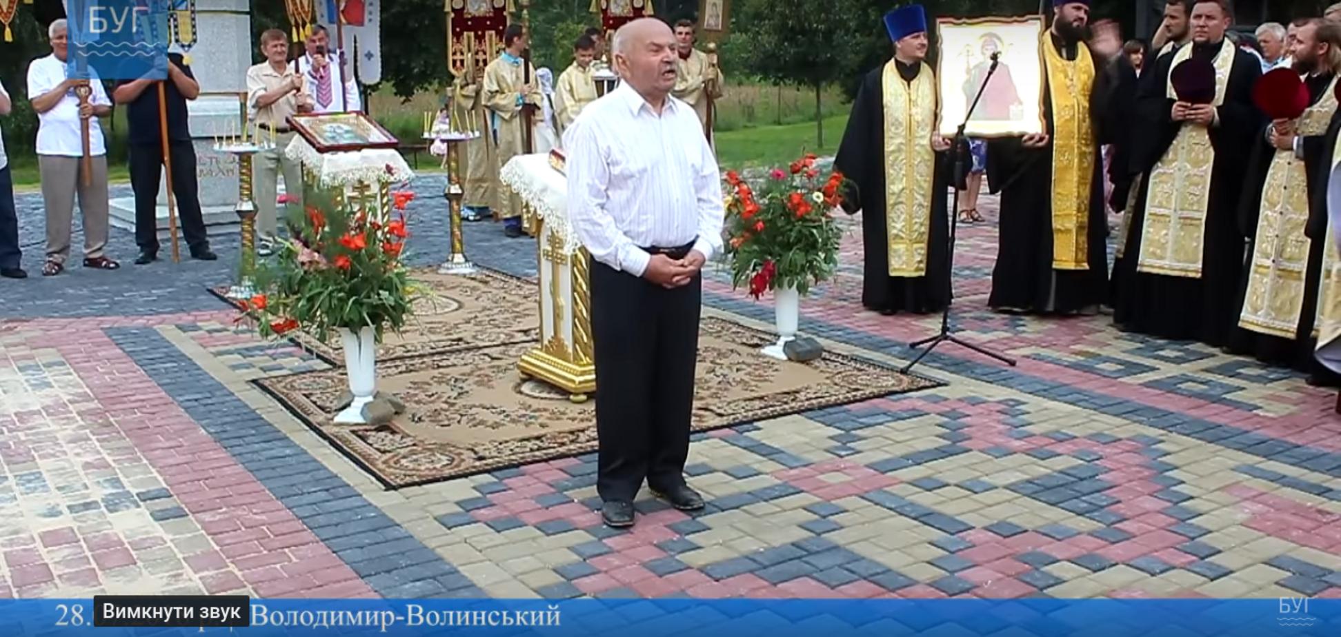 'Крестили и плевались': священников УПЦ МП на Волыни разозлили стихи Шевченко