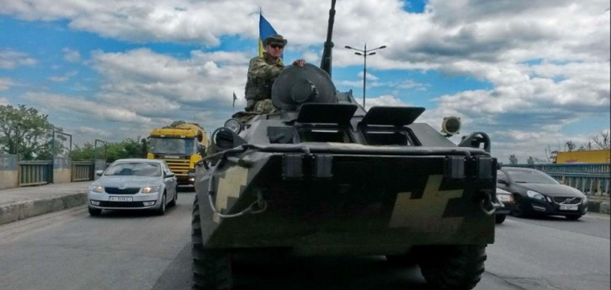 Террористы отрезаны: ВСУ взяли под контроль важные дороги на Донбассе