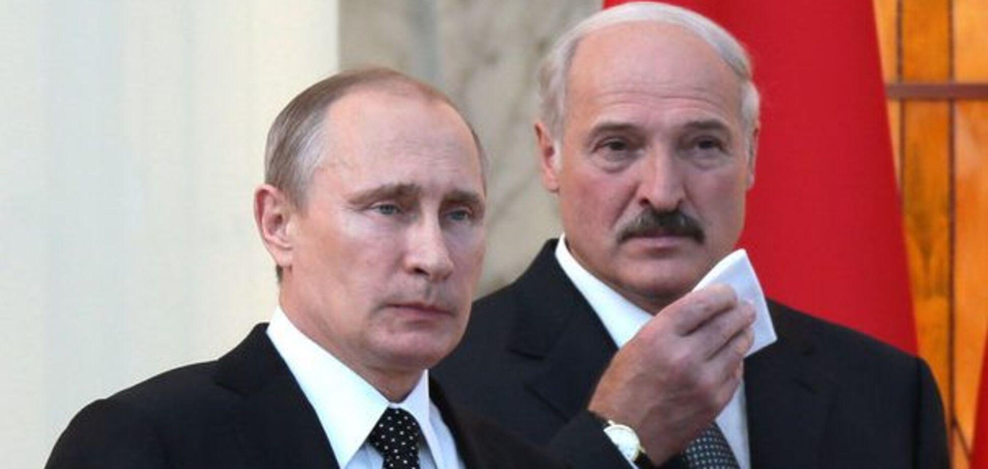 Є загроза: коли Путін може покінчити з незалежністю Білорусі