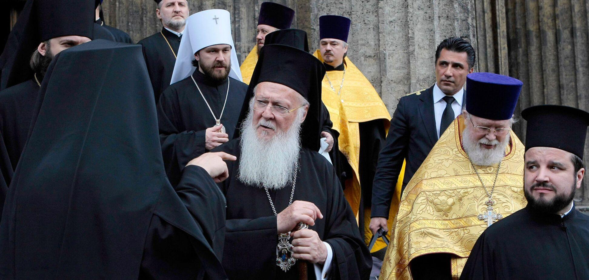 'Проснулись': в УПЦ МП упрекнули Константинополь