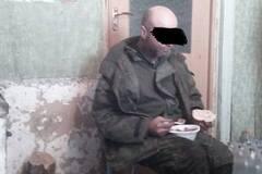 'Почав пухнути з голоду': з'явилися подробиці затримання терориста з Росії на Донбасі