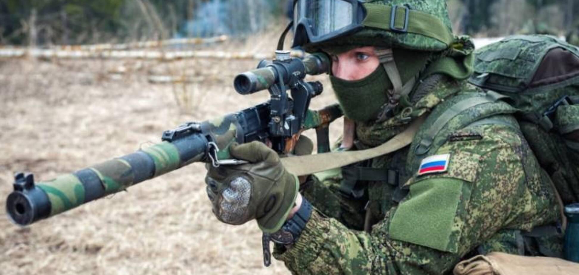 На Донбасі ескалація 'снайперської війни'