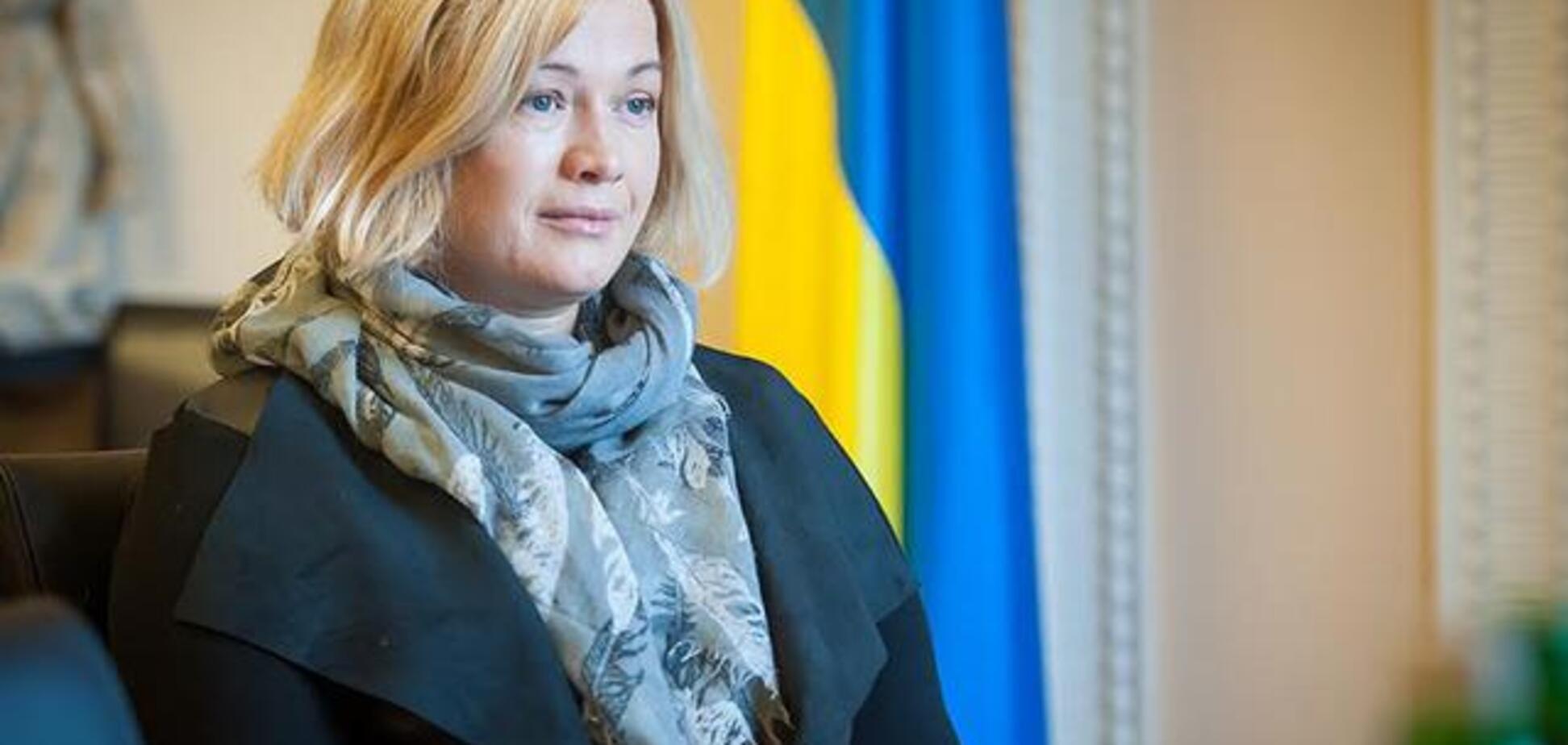 Лидеров государств по мировой практике не вносят – Геращенко о санкционных списках России
