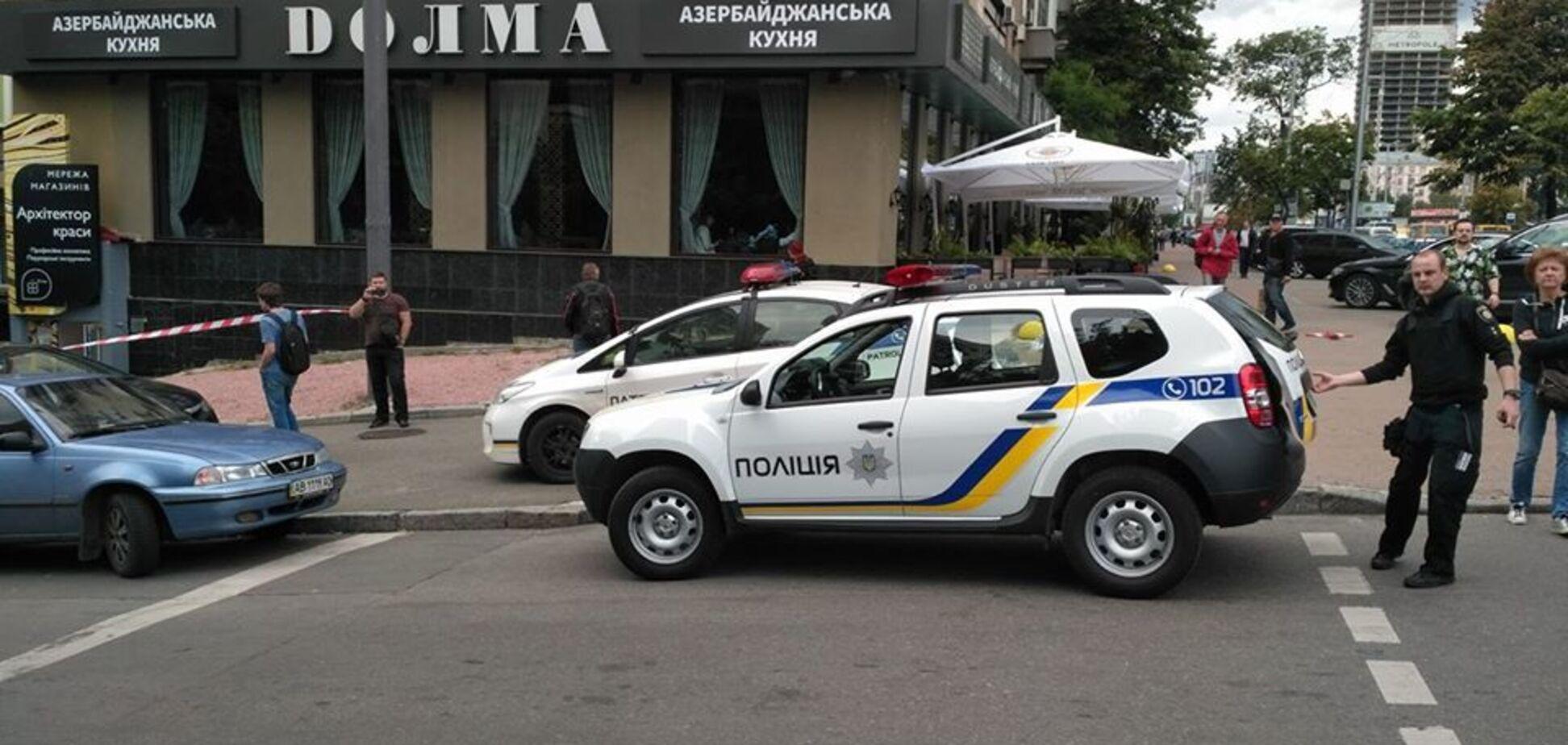 Розстріл іноземця в центрі Києва: у поліції назвали мотив