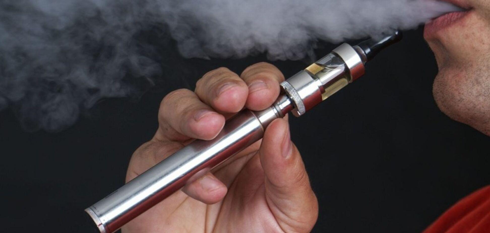 В Минздраве развенчали популярный миф об электронных сигаретах